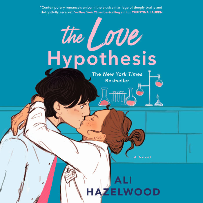 The Love Hypothesis Cover