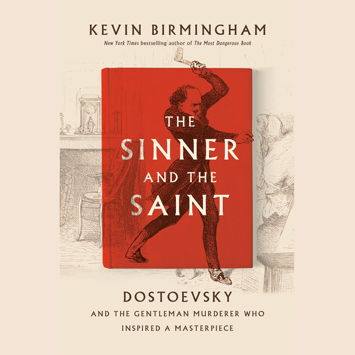 The Sinner and the Saint Cover