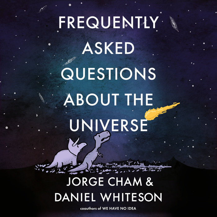 Frequently Asked Questions about the Universe Cover