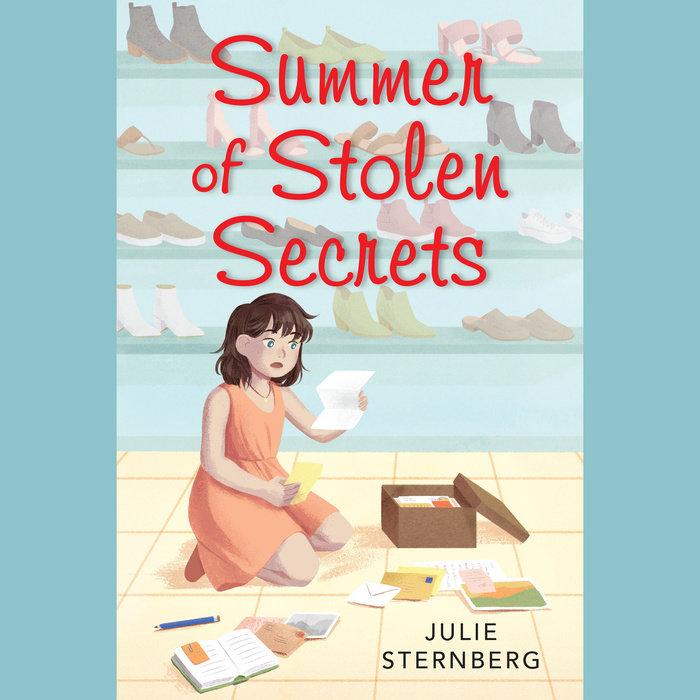 Summer of Stolen Secrets Cover
