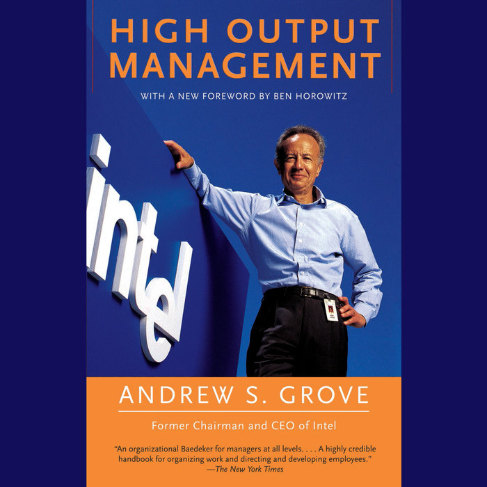 High Output Management Cover