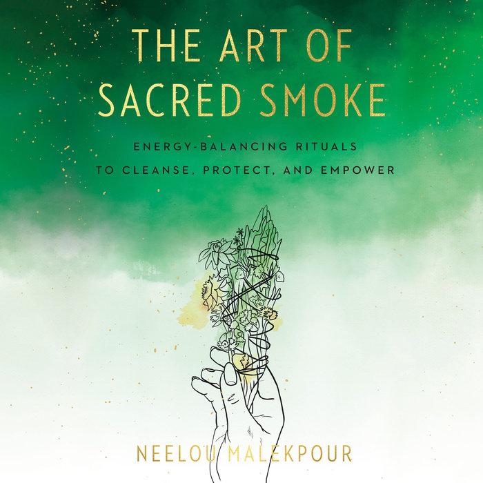 The Art of Sacred Smoke Cover