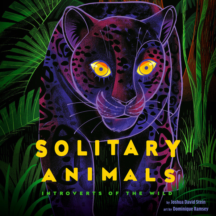 Solitary Animals Cover