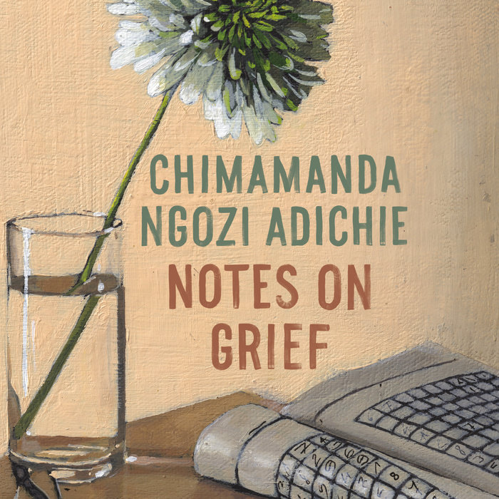 Notes on Grief Cover