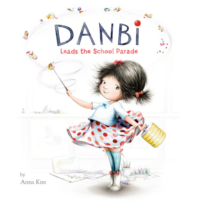 Danbi Leads the School Parade Cover