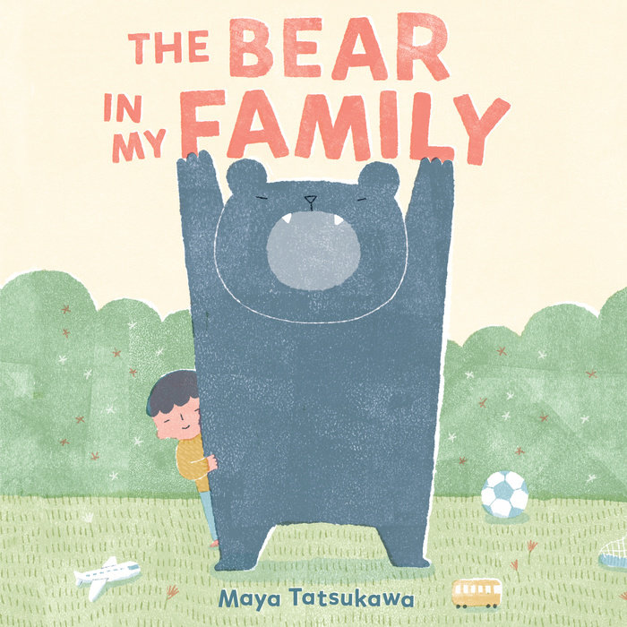 The Bear in My Family Cover