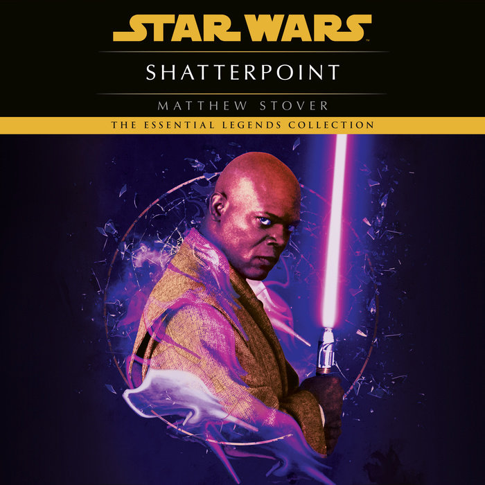 Shatterpoint: Star Wars Legends Cover