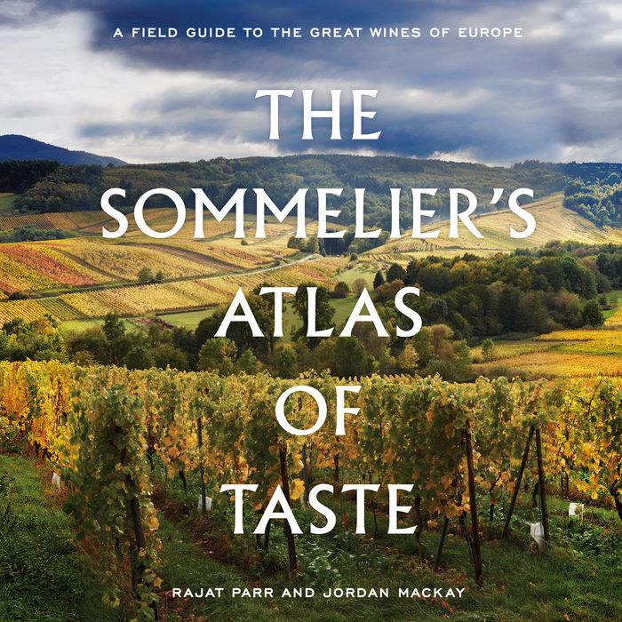 The Sommelier's Atlas of Taste Cover
