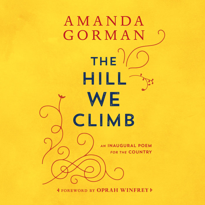 The Hill We Climb Cover