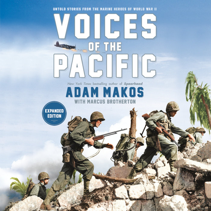 Voices of the Pacific, Expanded Edition Cover