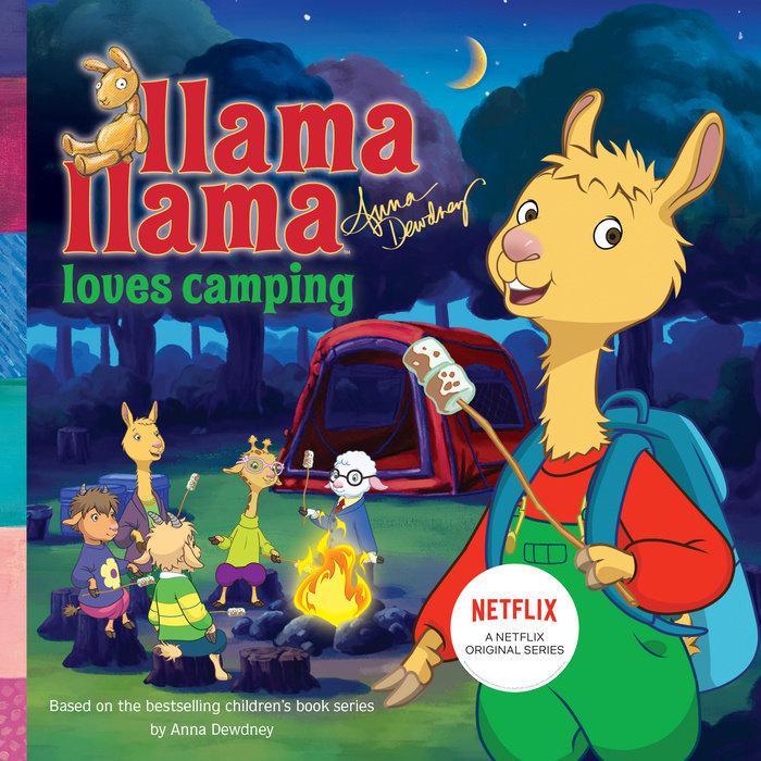 Llama Llama Loves Camping Cover