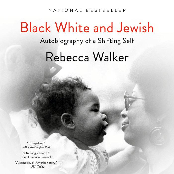 Black White and Jewish Cover