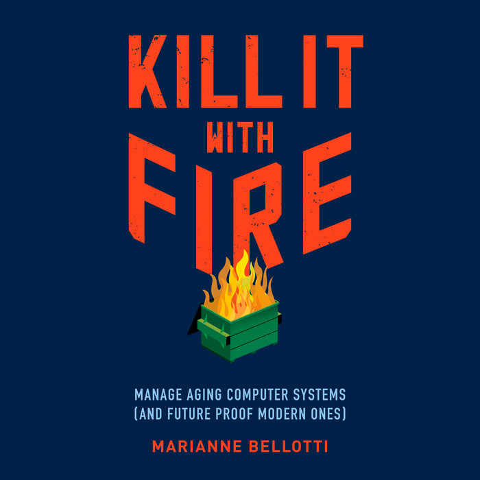 Kill It with Fire Cover