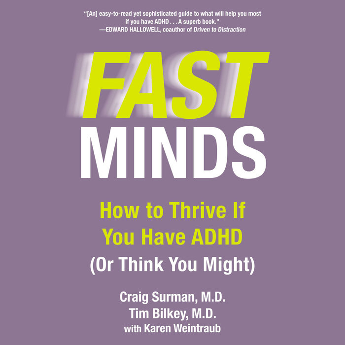 Fast Minds Cover