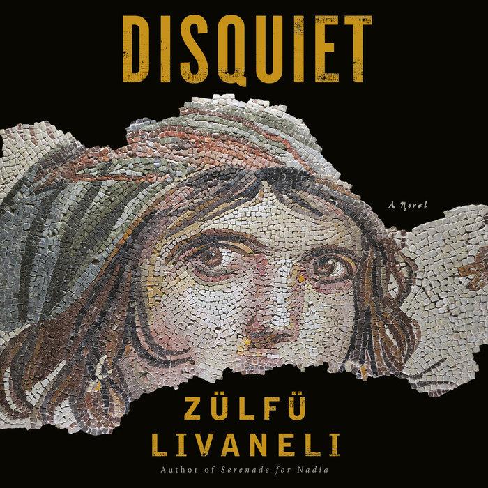 Disquiet Cover