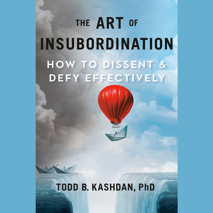 The Art of Insubordination Cover