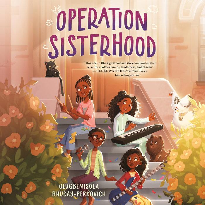 Operation Sisterhood Cover