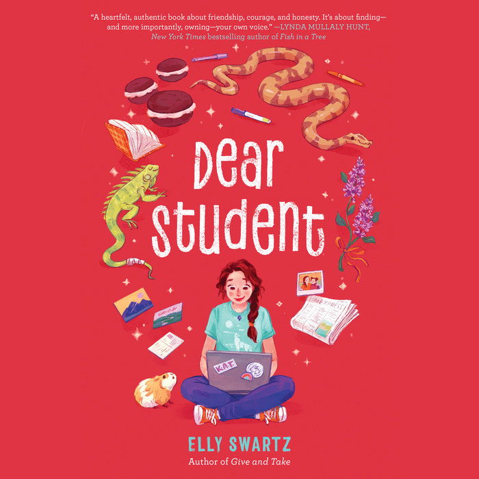 Dear Student Cover