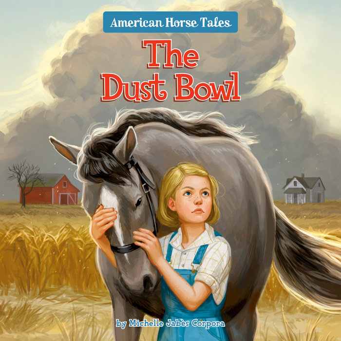 The Dust Bowl #1 Cover