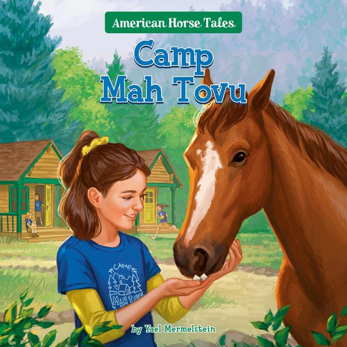 Camp Mah Tovu #4 Cover