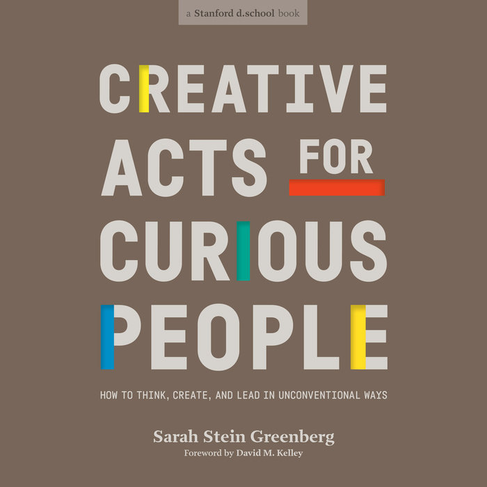Creative Acts for Curious People Cover