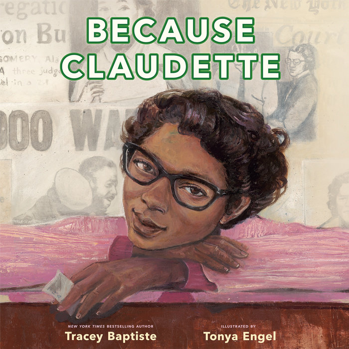 Because Claudette Cover
