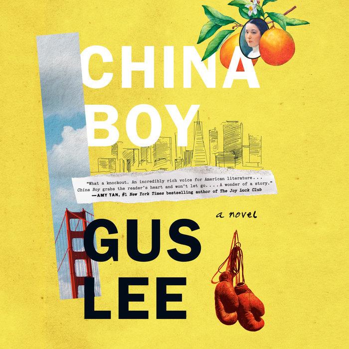 China Boy Cover