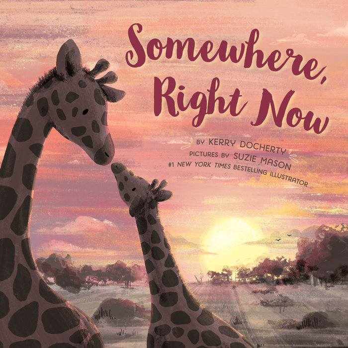 Somewhere, Right Now Cover