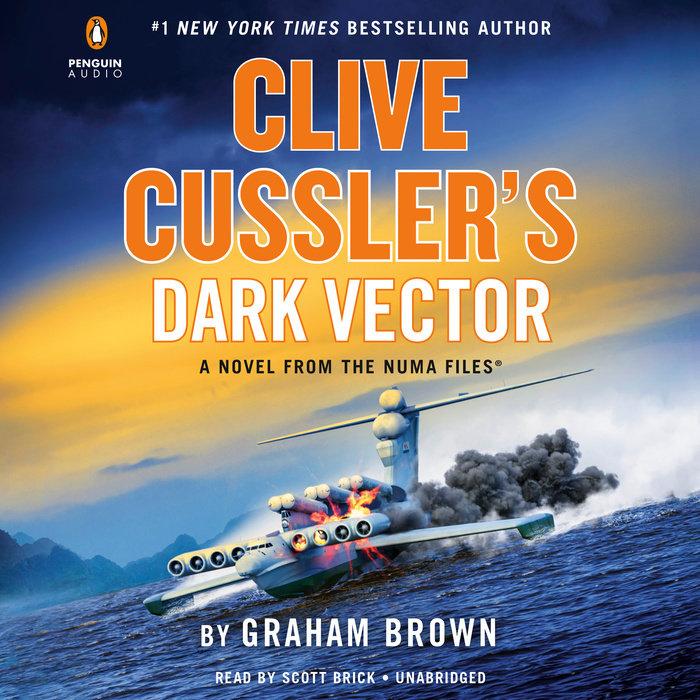 Clive Cussler's NUMA 19 Cover