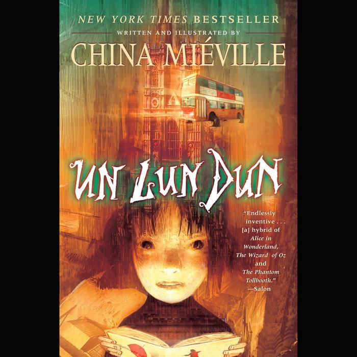 Un Lun Dun Cover