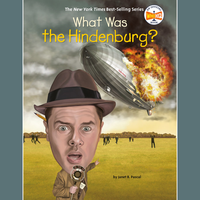 What Was the Hindenburg? Cover