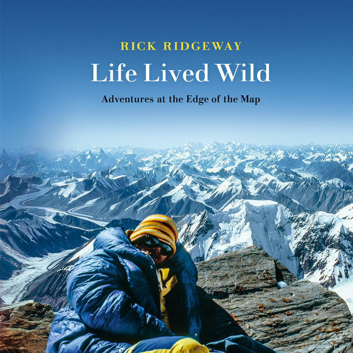 Life Lived Wild Cover