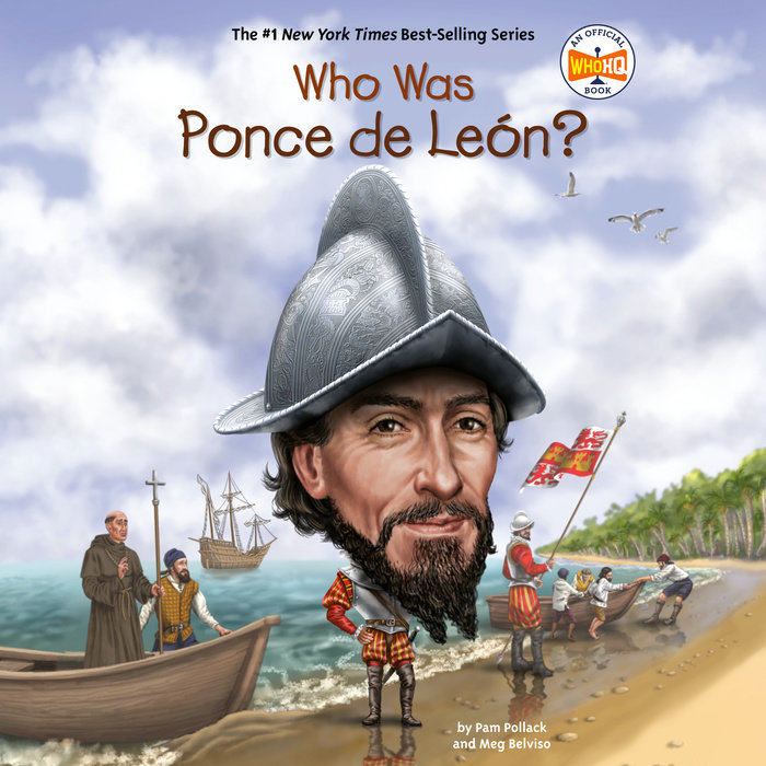Who Was Ponce De Leon? Cover