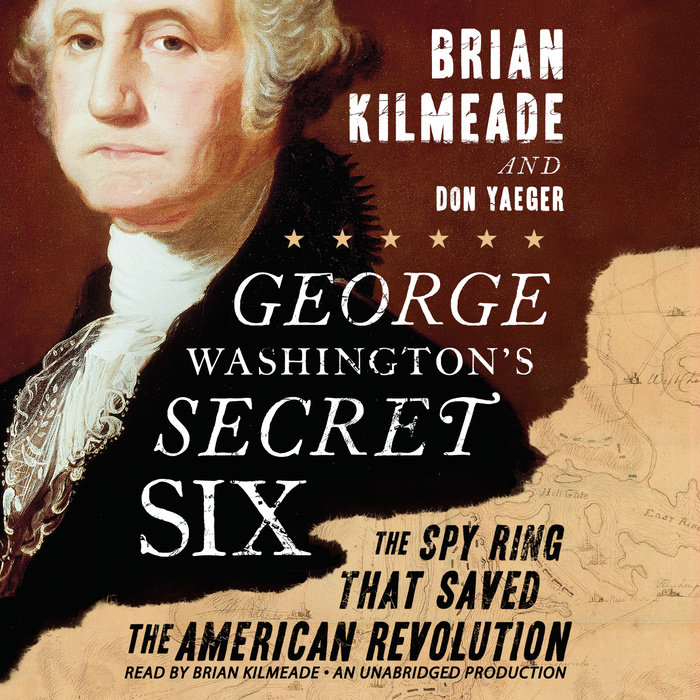George Washington's Secret Six Cover