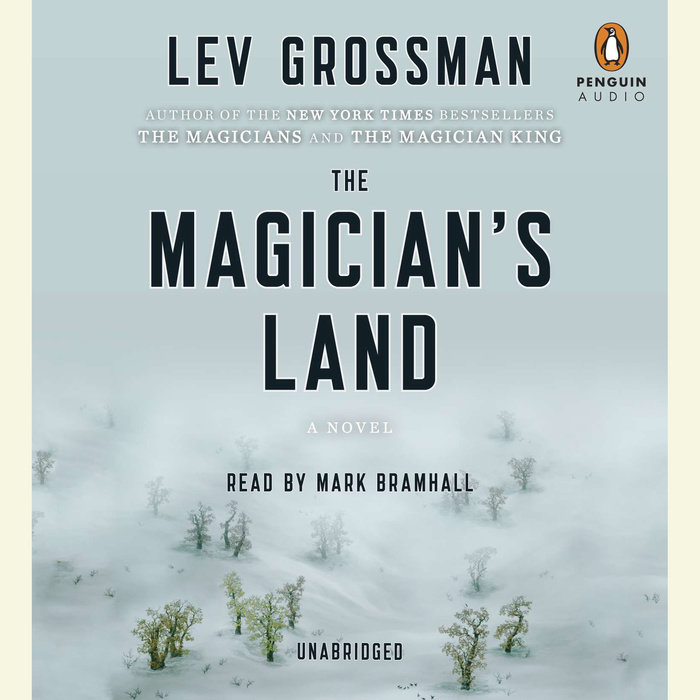The Magician's Land Cover