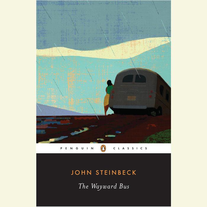 The Wayward Bus Cover