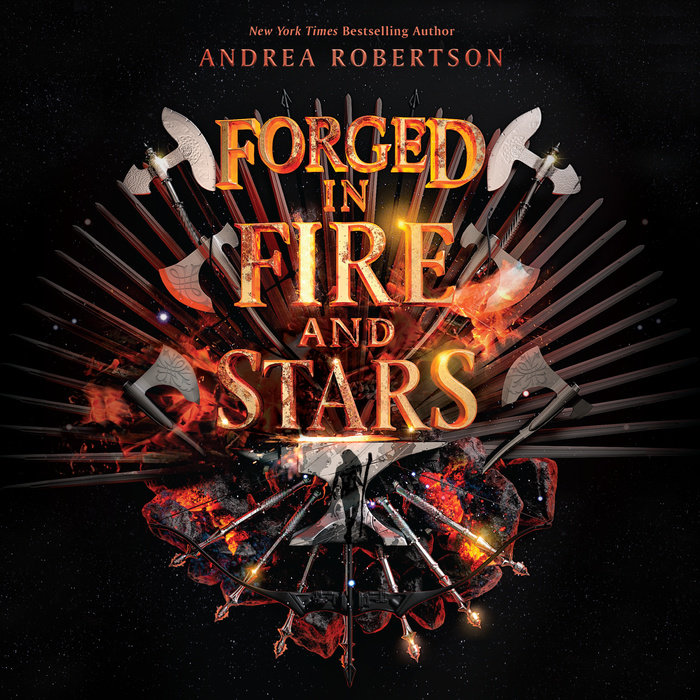 Forged in Fire and Stars Cover