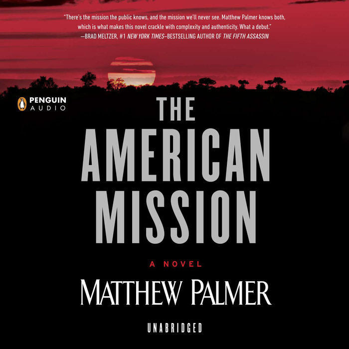 The American Mission Cover