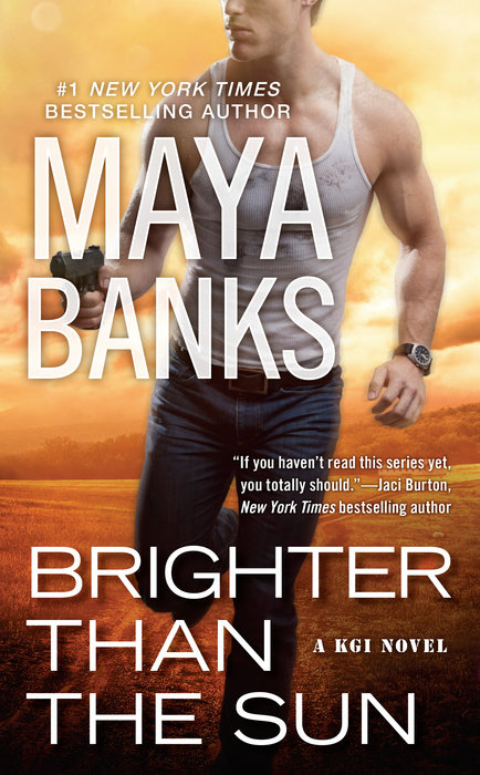 Brighter Than the Sun book cover