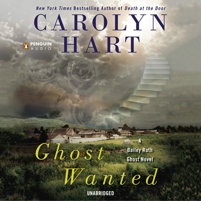 Ghost Wanted Cover