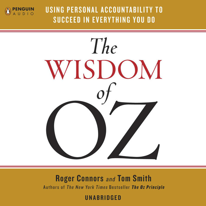 The Wisdom of Oz Cover