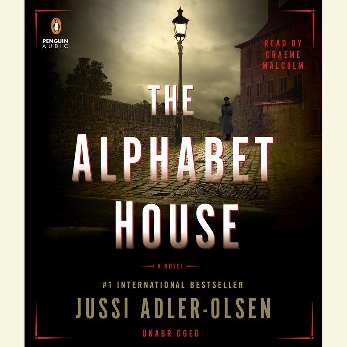 The Alphabet House Cover
