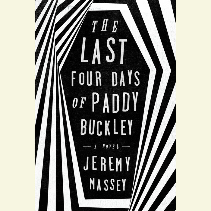 The Last Four Days of Paddy Buckley Cover