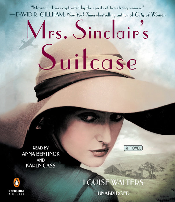 Mrs. Sinclair's Suitcase Cover