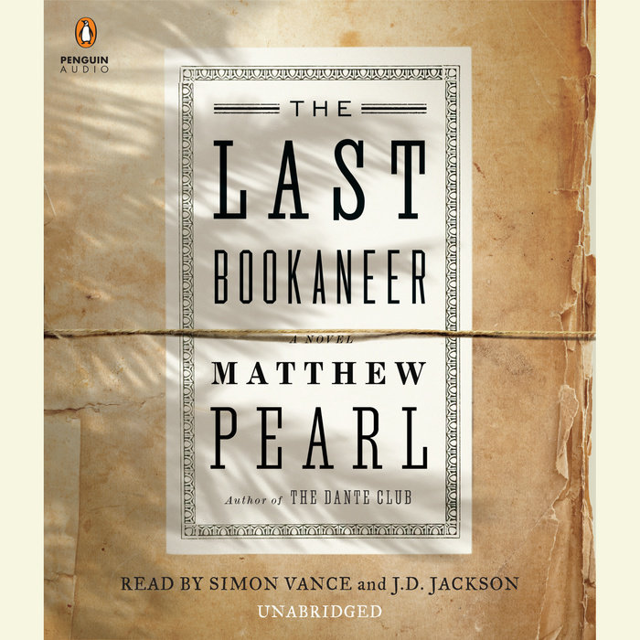 The Last Bookaneer Cover