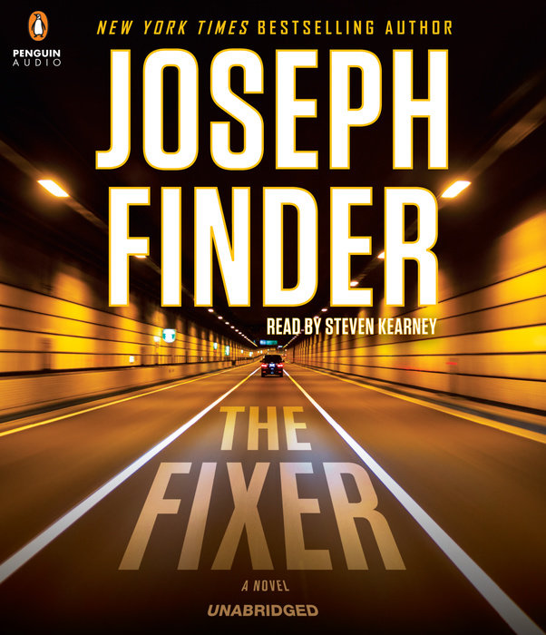The Fixer Cover