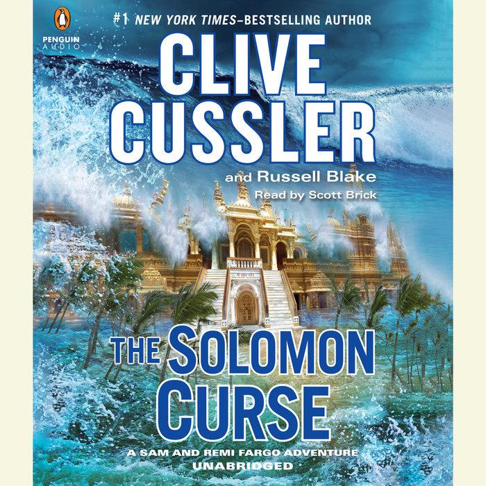 The Solomon Curse Cover