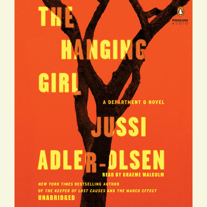 The Hanging Girl Cover