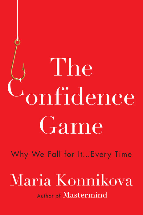 The Confidence Game Cover