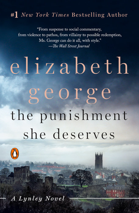 The Punishment She Deserves book cover